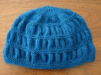 Ruched Hat