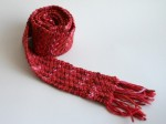 Thin Herringbone Scarf