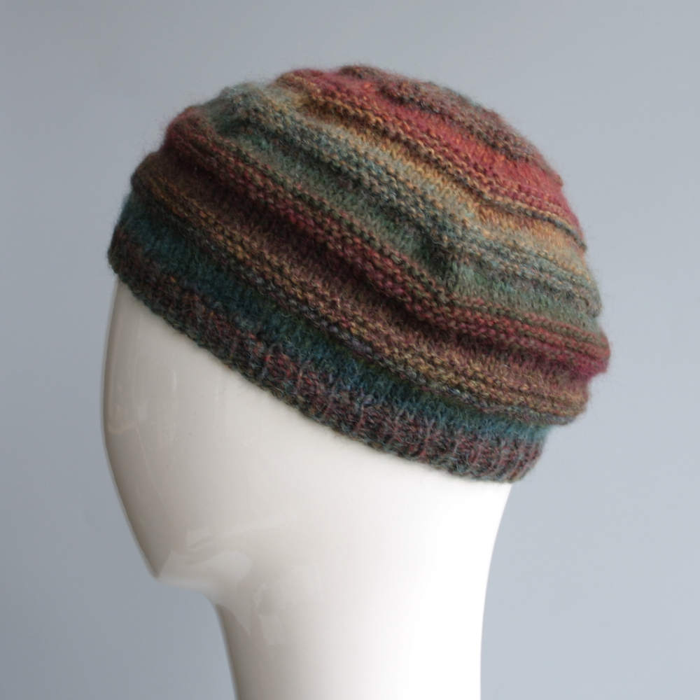 Arcadia Texture Stripe Hat