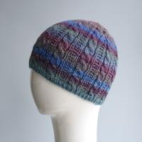 Glacier Bay Cable Hat