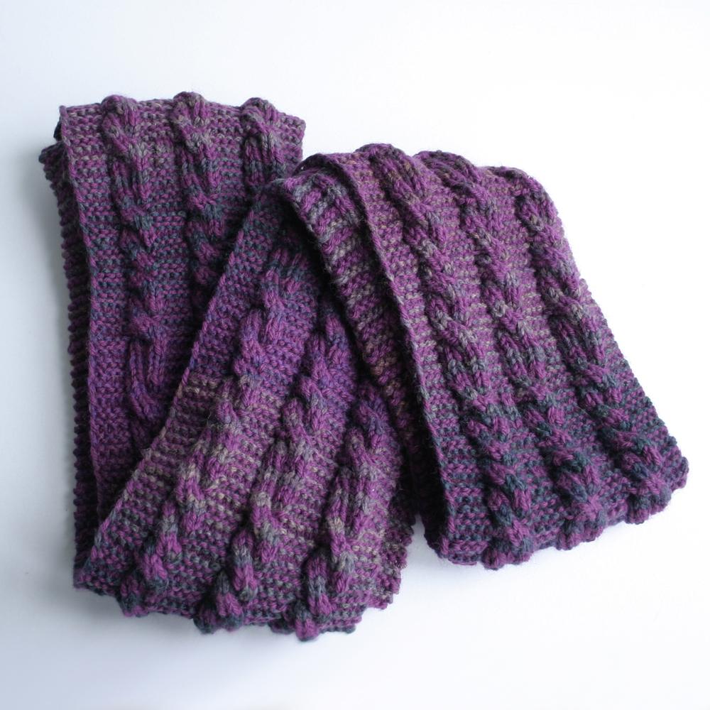 icing scarf