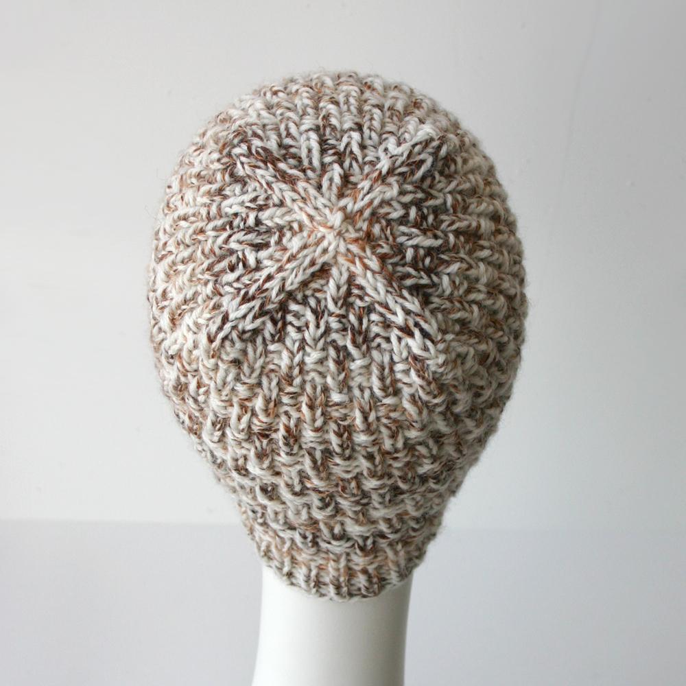 Free Knit Pattern: Interweave Hat Knits & Prints