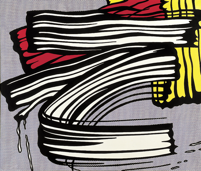 Roy Lichtenstein - Little Big Painting