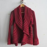 Forest Fiesta swirl sweater