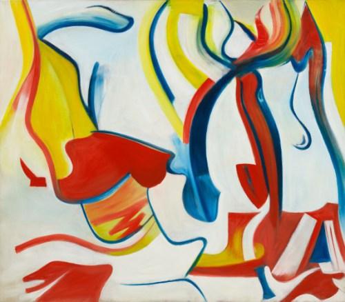 De_Kooning_Moma_Untitled VII-1985
