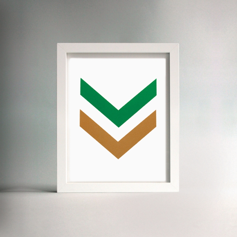 kurt_seidle_chevron_green_gold